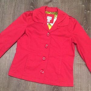 CHICOS blazer (size 0)